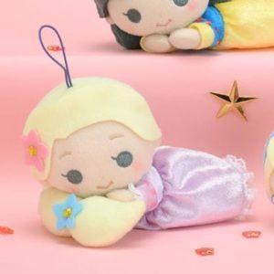 Disney Dreamy Plushy Rhinestone Rapunzel Toreba